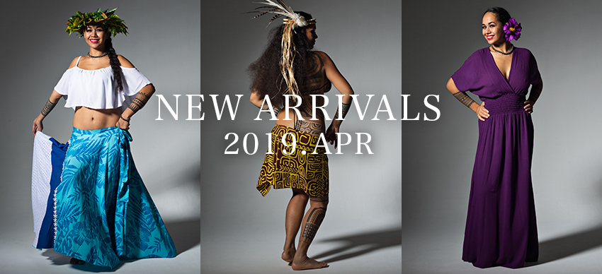 NEW ARRILALS 2019.APR
